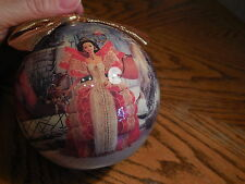 1997 Barbie Christmas Bulb Ornament