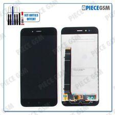 Ecran LCD vitre Tactile pour Xiaomi Mi A1 Noir outils Colle B7000