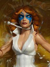 MARVEL LEGENDS DAZZLER - MIP w/ WARLOCK Left arm ! X-Men ! hasbro