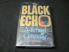 The Black Echo by Michael Connelly HC First 1st Like New Hardcover 1992 Signed