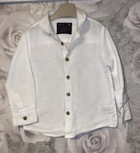 Boys Age 18 -24 Months - NEXT Long Sleeved Shirt
