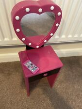 DESIGN A FRIEND Doll Vanity Dressing Table And Mobile Phone a