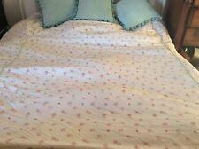 laura ashley bedspread Valance