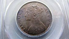 Hong Kong 1 Cent 1901-H - PCGS MS64 RB