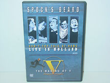 "*DVD-SPOCK'S BEARD""DON'T TRY THIS AT HOME-LIVE IN HOLLAND and THE MAKING OF V""*"