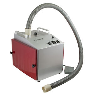 Dental Vacuum Dust Extractor Collector Cleaner Sweeper Lab Equipment 220V