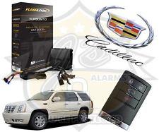 2007-2013 cadillac escalade plug & play remote starter diy plug in install  gm10