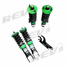 Rev9 Hyper-Street Coilovers Kit For Acura Integra 1994-01, Twin-Tube, Adjustable