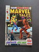 Marvel Tales 21 🔥 (1969) Spiderman Green Goblin! Steve Ditko Cover Stan Lee!