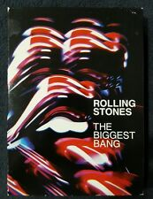 Rolling Stones - The Biggest Bang (DVD, 2009)