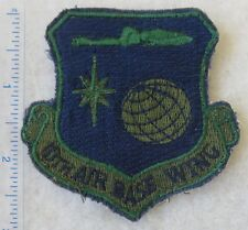 10th AIR BASE WING US AIR FORCE PATCH Subdued USAF Vintage ORIGINAL