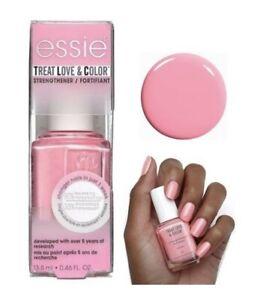 Essie Treat Love & Colour Nail Polish - 55 Power Punch Pink Cream