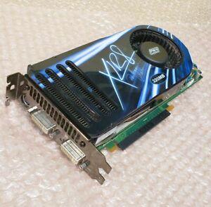PNY VCG88GTS32XB Performance Edition GeForce 8800 GTS PCIe x16 graphics card