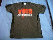 DARK TRANQUILLITY – old around 2010 Void T-Shirt!!!