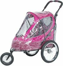 Rain Cover Weather Protector For Pet Stroller Walk Jogger Travel Carrier