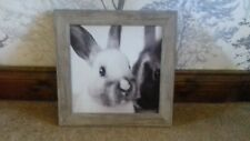 BRAND NEW - CANVAS PICTURES FOR CHILD ROOM - RABBITS - box 25