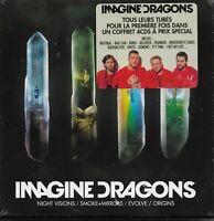 IMAGINE DRAGONS - 4 Albums Boxset - 4CD - Interscrope - 084381-2 - 2019 - Rock