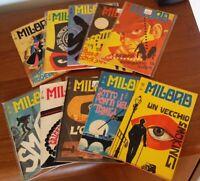 MILORD 1/10 COMPLETA CORNO1968 PIFFARERIO EDICOLA RARA NO DIABOLIK SATANIK