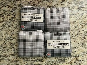 Lucky Bags Cornhole Sure Fire Burchberry Dark 2021-22 ACL Pro Stamped Brand New