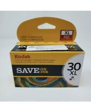 KODAK 30XL TRI-COLOR INK CARTRIDGE 550 PAGES--NEW/SEALED!!!
