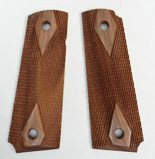 1911 Full Size Double Diamond Stock Grips Brand New - The Shooters Box