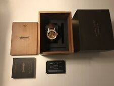 Ingersoll The Herald Skeleton Automatic Watch - Rose Gold-40 mm BRAND NEW 100401