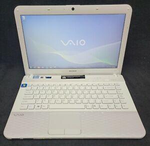 "SONY VAIO i5 2.50ghz 8gb 600gb Bluray 14"" VPCEG16FM PCG-61A12L Laptop"