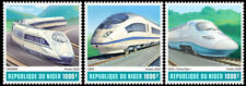 Niger 2020 Chinese speed trains S202008