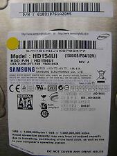 1,5 TB Samsung hd154ui/P/N: 61831b761a2dns/2009.07/Trinity 8/16m rev.06