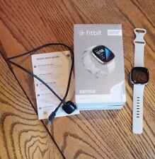 EUC**Fitbit Sense watch**Smart Watch (Barely used)Gold