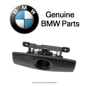 For Outer Black Glove Box Latch Handle Genuine BMW E60 E61 525i 530i 545i M5