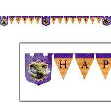 SHREK THE THIRD HAPPY BIRTHDAY BANNER ~ Party Supplies Decorations DreamWorks