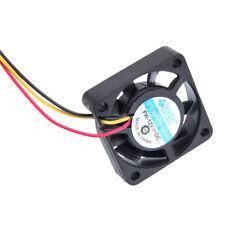 Lüfter 40 x 40 mm Gehäuselüfter Axiallüfter 3 Pin 12 Volt 18 dB