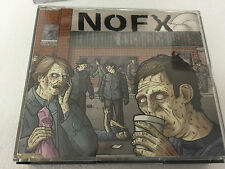 Regaining Unconsciousness 2003 CD by NOFX - MINT 751097065624