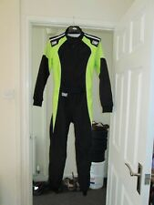 omp ks3 kart suit used a couple times outgrown it no scratches or marks