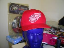 VINTAGE DETROIT RED WINGS STARTER HAT CAP NWT SNAPBACK SNAP BACK NHL HOCKEY