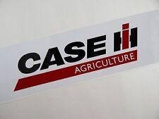 "21"" x 6"" Case IH Agriculture Logo Sticker"