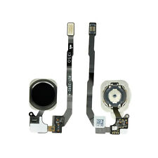 OEM Home Button Touch ID Sensor Key Flex Cable Replacement For iPhone 5s Black