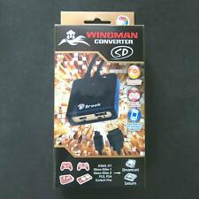 BROOK Wingman Converter SD PS3 PS4 XB 360 One Controller to for DREAMCAST SATURN