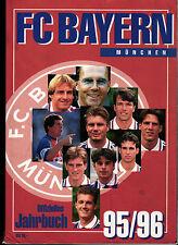 Libro anno FC Baviera München 95/96