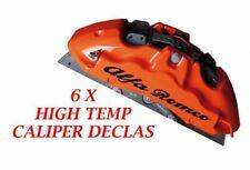 ALFA ROMEO Brake Caliper Decal   sticker