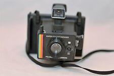 Vintage Polaroid Land Camera super colour swinger  no film