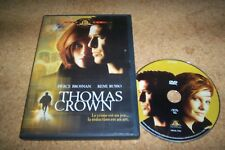 DVD THOMAS CROWN  avec pierre brosnan