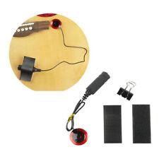 Acoustic Piezo Pickup Contact Microphone for Guitar Violin Ukulele Mandolin OUD