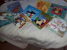 8 Children's Book Bundle Learning Phonics stories Mixed pre school baby
