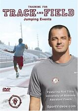 Training for Track and Field: Jumping Events DVD - Free Shipping