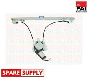 WINDOW REGULATOR FOR CITROËN FIAT LANCIA FAI AUTOPARTS WR083M