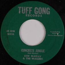 BOB MARLEY & WAILERS: Concrete Jungle TUFF GONG JA ORIG NM- Unplayed HEAR!