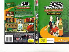 DeltaState:Road Not Taken-Vol 4-2004-TV Series Canada-4 Episodes-DVD