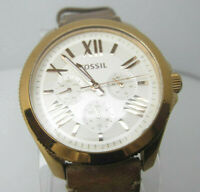 Women's Fossil 10 ATM WR Cecile Rose Analog 43mm Dial Watch (C787) AM 4532